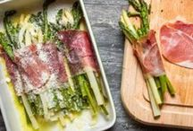 British Asparagus Season / We are massive fans of Asparagus so are really happy that Asparagus season has finally arrived! Yay! To make life easier for you we have grouped together everything you need to prepare this wonderful vegetable.