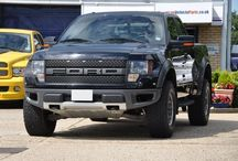 American Pickup Trucks UK / Other American trucks - Ram | F150 | Chevrolet | GMC | Toyota | Nissan - supplied in the UK