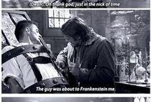 My Geek knows no bounds!! / Geek, nerd, weird, fun... :)