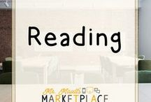 Reading / Get ideas for all your reading needs in the classroom!