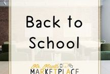 Back to School and Open House / Get ideas for back to school and open house!