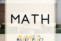 Math / Math ideas for your classroom to keep it fun and engaging for your students!