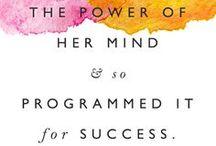 Success & Goal achievement / Success, goal achievement