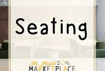 Seating for the Classroom / Get flexible seating ideas for your classroom.