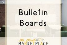 Bulletin Board Ideas / Have the best bulletin board in the school with these ideas!