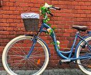 Bicycle / Urban, vintage, retro bike ideas