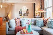 Living Room / by Super Danika