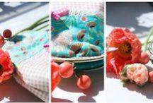 Ninadel. de / My own projects, selfmade jewelry, Sewing, DIY watch on ninadel.de