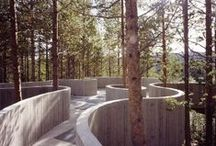 landscape architecture and installations in public space