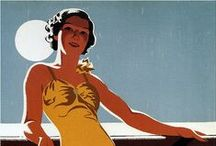 Travel Posters / Wonderful advertising for Travel