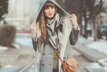On the street.. / everyday clothes!