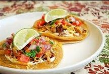 Mexican Foods To Try... / by Jody Miles