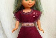 Muñecas / La niña que fuí, sigue conmigo ...