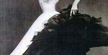 """BALENCIAGA / """"Es el único de nosotros que es un verdadero 'couturier' """"-- Coco Chanel"""