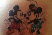 disney tattoos / by Leah O'DELL