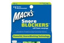 Ear Plugs For Snoring / These comfortable, noise reducing ear plugs are great for helping block out snoring and other noise that disrupts sleep. Snoring noise can lead to stress and tension among spouses, partners and friends. Mack's Ear Plugs for snoring will help decrease the noise so you can get the rest and relaxation you need. / by Mack's Ear Plugs