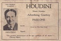 Houdini / by Gerry