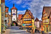 Германия / И любимые и неизведанные места