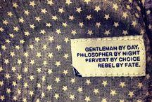 Gentlemen's Conduct