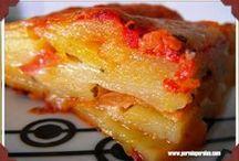 CUISINE SALEE / recettes de cuisine  / by GALIANNA