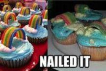 Cupcakes Pinterest Fails