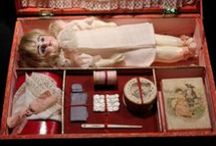 Dolls in Presentation Boxes