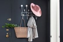 Hallway / Ideas and inspiration for stunning hallway designs and colour schemes.
