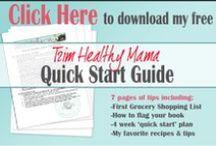 Trim Healthy Mama / Healthy eating