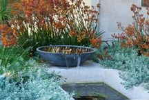 Water Features / Water features that will work in any garden.