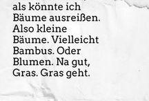 SCHÖNE WORTE / Die schönsten Worte!