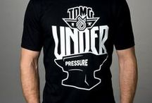 TDMG Under Pressure collection / Only Under Pressure can you perform at your best.