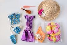 Blythe Doll Clothes + Accessories