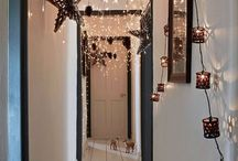 Fairy lights / Fairy lights are the ultimate interior design weapon when it comes to adding warmth and personality to your home decor without breaking the bank. This board showcases ideas and inspiration for how to style fairy lights, including some innovative ways you might not have thought of.