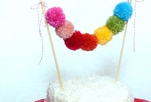 i love yarn: cakes / Top off your I Love Yarn Day celebration with a yarn cake! Now, who's hungry? / by I Love Yarn Day