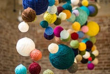 i love yarn: window displays / by I Love Yarn Day