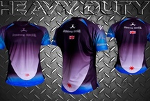 HD Cool,  Ultra tough traaining tee's / Heavy Duty Fight Gear HD Cool, Ultra tough training Tee's.