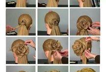 Hair Styles & Beauty / by Noreena Majeed