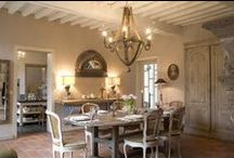 Living/Dining rooms and Bedrooms