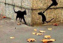 The Streets. / Street art