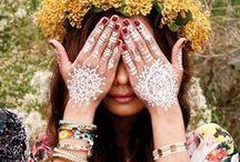 Bohemian Style / Indie Boho Hippie