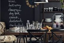 Dinner is Served ~ / Dining room décor