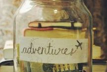 Oh the Adventures that await us!
