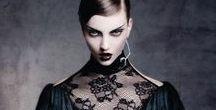 Dark Fashion & Dark Beauty