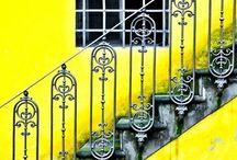 Monter ou descendre ? / Escaliers