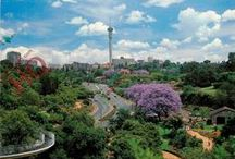 Johannesburg in the 70's