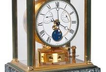 Timepieces / Our watches and clocks ...