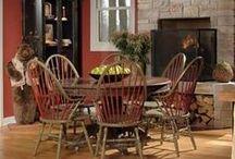 windsor chairs | windsor Stühle | windsor stoelen