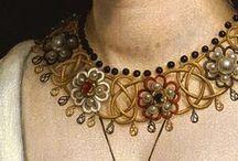 Украшения в живописи. Jewelry in Painting / украшения в живописи, фрагменты живописи