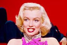Marilyn Monroe. Мэрилин Монро.