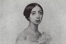 Полина Виардо. Pauline Viardot-Garcia (1821-1910)